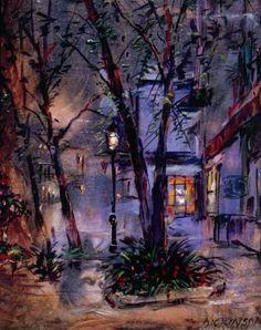 Charles Dickinson - Fine Art