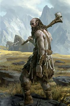 The Elder Scrolls Legends- Vigilant Giant Card Art Elder Scrolls Skyrim, The Elder Scrolls, Elder Scrolls Races, Fantasy Warrior, Fantasy Rpg, Medieval Fantasy, Mythical Creatures Art, Fantasy Creatures, Dungeons And Dragons Characters