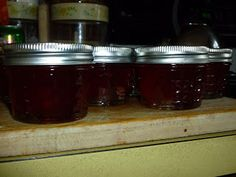 Mair's Musings: Kousa Dogwood Fruit Jelly Kousa Dogwood Fruit, Fruit Recipes, Healthy Recipes, Healthy Foods, Canning Recipes, Delicious Food, Jelly, Jar, Sweets