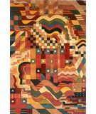 RugStudio presents Momeni New Wave NW-32 Multi Hand-Tufted, Best Quality Area Rug