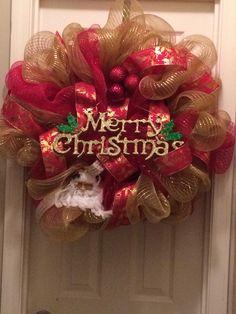 My Christmas wreaths