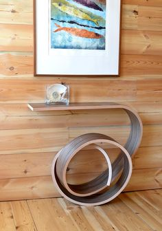 Kino Guerin is a master at bending wood. | MOCO LOCO