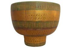 Raymore Gilt & Green     Bowl