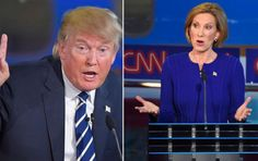 Fox News ABQ.FM Top Moments from 2nd Debate:  Carly's Rolling Stone Response - ABQ.fm Radio
