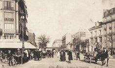 L'avenue de Versailles, vers 1900 (Paris 16ème)