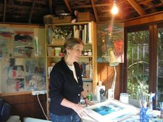 Norma Stephenson, Artist - Biography