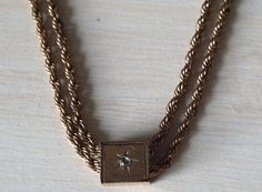 Victorian 1800s Antique Ladies Watch Chain by ForgetMeNotsCottage, $85