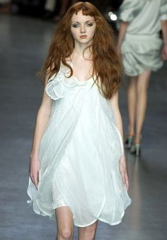 MARTINE SITBON SPRING 2004 | LILY COLE
