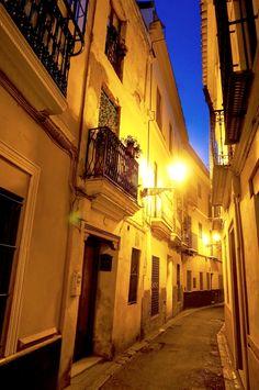 Calle Vírgenes, Sevilla.