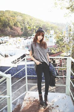 d66647f57bdd Latest Korean Women s fashion clothing Ideas 8602466496   springkoreanfashion Korea Fashion