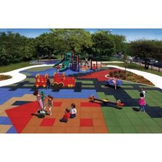 22 Best Playground Surfaces Images Playground Playground Flooring Outdoor Playground