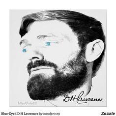 Blue-Eyed D H Lawrence