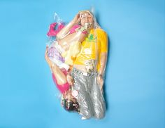 Vacuum-Sealed Couples by Photographer Hal | Spoon & Tamago