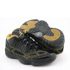 Nike Air Jordan 11 Retro Vintage Sneakers Women Shoes 316318071 75 W US     663473c12