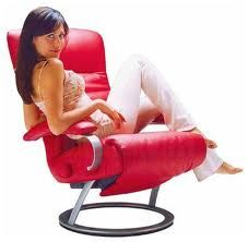small chairs that recline - Google Search
