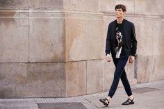 Zara February Spring/Summer 2014 Man Lookbook: Familiar-Looking Slim-Fit Sharp Styles