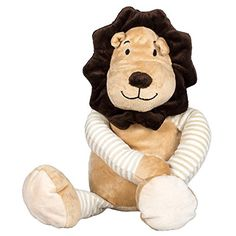 Baby Snoozies Cuddle Clique Long Arm Plush Animal Pillow Toy - Izzy the Lion *** You can find more details by visiting the image link.