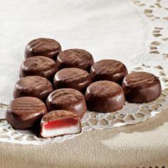 Želé bonbóny Schwarzwaldské višně Czech Recipes, Good Mood, Christmas Cookies, Holiday Recipes, Almond, Sweet Tooth, Sweet Treats, Dessert Recipes, Cooking Recipes
