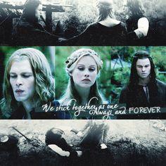 The Original Family - Klaus - Rebekah - Elijah - Always and Forever