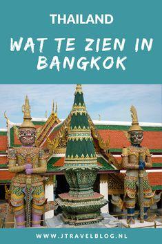 In de Thaise hoofdstad Bangkok is genoeg te zien om een paar dagen door te brengen. Ik heb de belangrijkste bezienswaardigheden voor je op een rijtje gezet. Lees je mee? #bangkok #bezienswaardigheden #thailand #jtravelblog #jtravel
