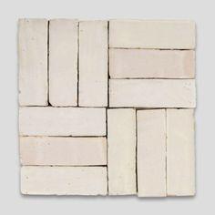 Moroccan Ice Blue Zellige Tile - Otto Tiles & Design Moroccan Tiles, Turkish Tiles, Terrazzo Tile, Tile Floor, Tiling, Clay Tiles, Cement Tiles, Terracotta Floor, Up House