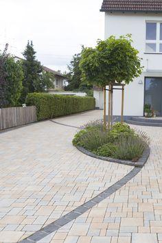 Garageneinfahrt kies  Der Pflasterstein Deli | Garten | Pinterest | Deli, Gardens and ...