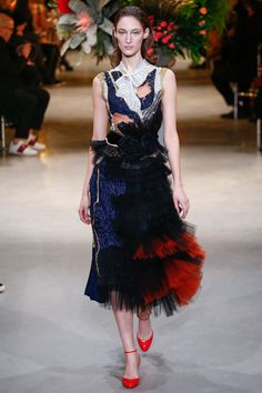 Viktor & Rolf haute couture-sleeves 2017