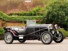 Bentley 3 litre speed tourer 1921 1927