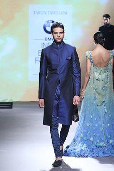 Tarun Tahiliani - BMW India Bridal Fashion Week 2015 Tarun Tahiliani, Fashion Week 2015, Bridal Fashion Week, Indian Groom Wear, Indian Wear, Bmw India, World Of Fashion, Mens Fashion, Best Dressed Man