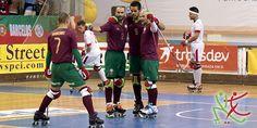 Europeu de Hóquei Patins 2016: Portugal está na final com a Itália