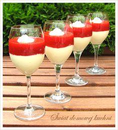 Jello, Panna Cotta, Alcoholic Drinks, Deserts, Cooking Recipes, Ice Cream, Pudding, Fruit, Ethnic Recipes