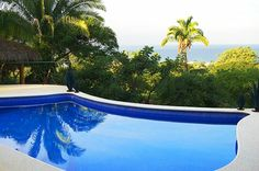 Casa Colibri - San Pancho, Mexico - Beautiful ocean views from every room - for more photos, info and availability click this link: http://www.sanpanchorentals.com/2bedroom/casa_colibri.html $250 per night