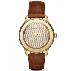Image result for Norie Gold-Tone Watch by Michael Kors