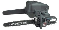 Craftsman 20 in. 50 cc gas
