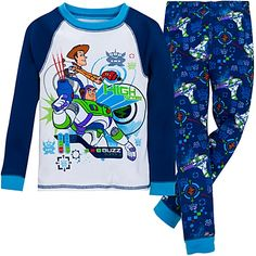 toy story pjs for when older