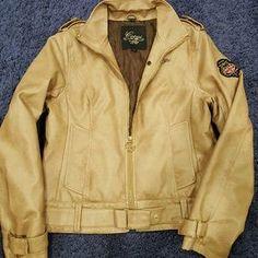 COOGI Jackets & Blazers - Coogi Austrailian Leather Bomber Jacket