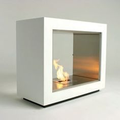 Electronic ethanol fireplace Concorde