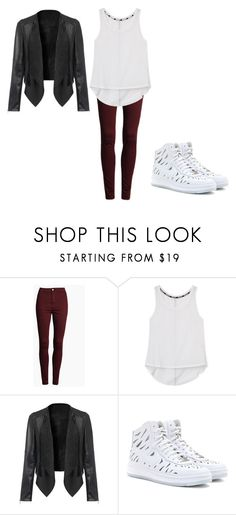 """""""Kids"""" by adriana03182003 ❤ liked on Polyvore featuring Rebecca Minkoff and NIKE"""