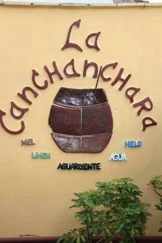 La Canchánchara in Trinidad, Cuba. Musical bar, and signature cocktail Canchánchara made with rum, lemon and honey