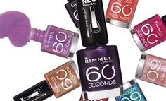 For affordable, quick-dry polish; this is not bad.  Goes on smooth in a hurry and fun colors!