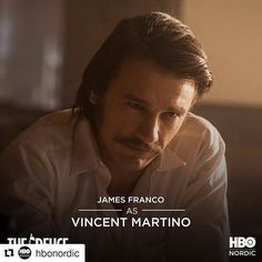 #Meet the characters of #TheDeuce: #VincentMartino (played by #JamesFranco) is a hard worker with two jobs. He owns a bar and works as a bartender at a Korean restaurant. Vincent faces a personal challenge in the form of his brother Frankie and constantly has to bail him out of his misfortunes. Watch a new episode of The Deuce every Monday on #HBONordic.#Repost @hbonordic with @repostapp Second Job, Hard Workers, James Franco, Bartender, Brother, Challenge, Korean, Faces, Meet