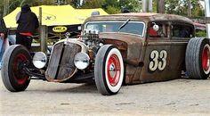 Rat Rod Sedan