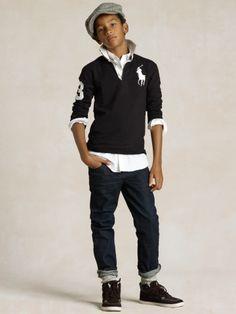 Skinny-Jeans mit Girard-Waschung - Boys 6 - 14 years Jeans - Ralph Lauren Deutschland
