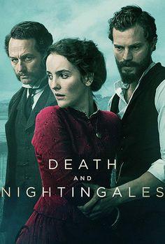 Death and Nightingales / Mini-Series / Ep. Movie To Watch List, Tv Series To Watch, Series Movies, Jamie Dornan, Cinema Movies, Movie Tv, Movie Shelf, Movies Showing, Movies And Tv Shows