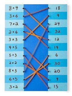 4 juegos educativos caseros ¡de matemática! Divertidos juegos educativos caseros para repasar matemática, para niños de todos los niveles. Con estos juegos educativos los peques aprenderán más rápido.