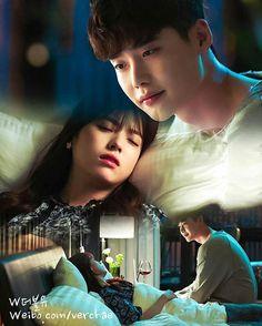[FanEdit] W-Two Worlds | LeeJongSuk . . Cr: as tagged . . . #actorleejongsuk…
