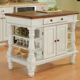 Found it at Wayfair - Americana Kitchen Island