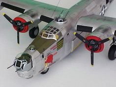 B-24J Liberator by John Forman (Monogram 1/48)