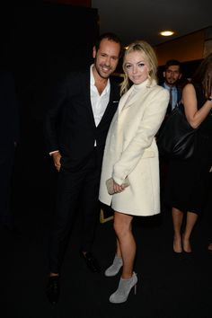 Massimiliano Giornetti and Francesca Eastwood - SS14 Women's Fashion Show