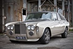 """The """"Lady of Luxury"""" Champagne & DJ Rolls-Royce for $328,000"""